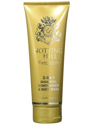 Notting Hill 3-IN-1 Shampoo, Conditioner, Body Wash