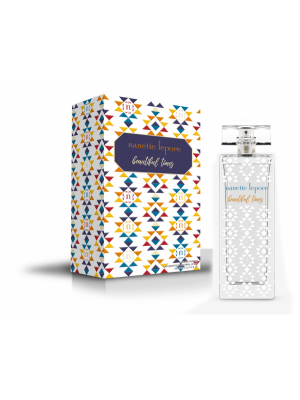 Nanette Lepore Beautiful Times Eau De Parfum Spray 3.4oz