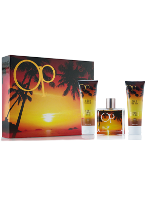 OP Gold 3.4 oz Men Gift Set Perfume GST