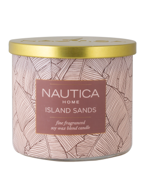 Nautica Island Sands Candle