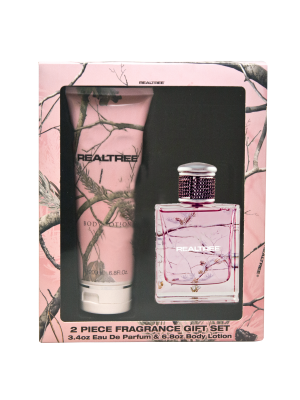 Realtree for Her 2 Piece Gift Set