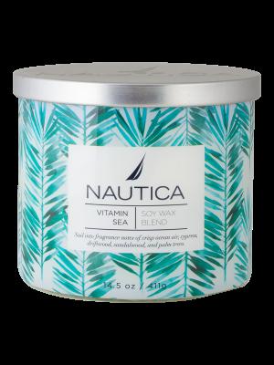 Nautica Vitamin Sea Candle