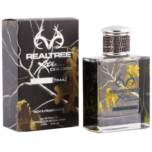 Realtree American Trail For Him  (3.4oz / 100mL)
